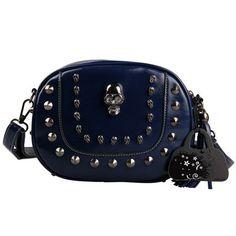 Fashion Skull Fashion Rivet Skull //Price: $26.78 & FREE Shipping //     #styles #amrshops