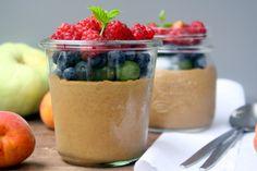 IMG_0377 Fruit Salad, Pudding, Food, Fruit Salads, Custard Pudding, Essen, Puddings, Meals, Yemek