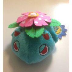 Pokemon Center 2013 Venusaur Pokedoll Series Plush Toy