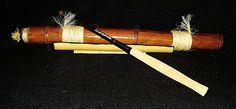 Tenkara Rod Cases - Bamboo