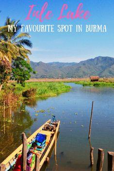 Add Inle Lake to your Burma/Myanmar itinerary!