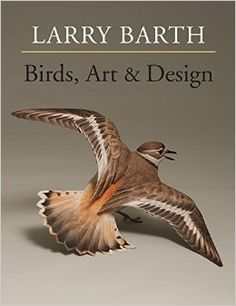 Book Review of Birds, Art & Design, by Larry Barth.