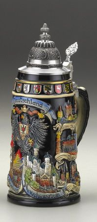 find german steins @ http://germanfoodusa.com/listings/german-online-stores/stein-collectors/