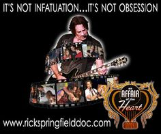 Affair of the Heart- Rick Springfield's movie isn't about Rick Springfield. That's genius.