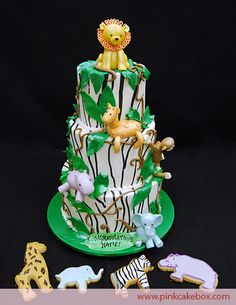 Decorated Cakes » For Bar Mitzvahs, Baby Showers & Birthdays page 25