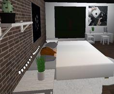roblox aesthetic sleeping