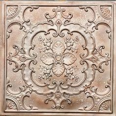 Punched Tin Wallpaper The Best Copper Ceiling Tiles Ideas On Copper Faux Tin Finish Copper Ceiling Tiles Mix Metal Embossed Photography Background Wall Panels Paintable Pressed Tin Wallpaper – scarletsnaturals.com