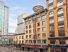 Ramada Limited Downtown Vancouver in Vancouver, British Columbia Vancouver Hotels, Downtown Vancouver, Bc Place, Stone Street, Downtown Hotels, Hotel Amenities, Photo Maps, Group Travel, Top Hotels