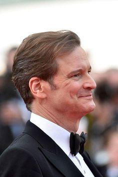 Colin Firth King's Speech, Bridget Jones, Julie Andrews, Colin Firth, English Men, Kingsman, Men Looks, Dimples, Actors