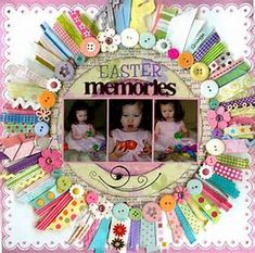 Image result for Scrapbook Pages Layout Ideas