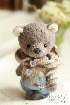 Steven by By Olga Nechaeva | Bear Pile