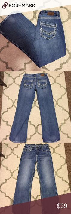 BKE Men's Tyler jeans BKE Denim by Buckle, Tyler style, size 33L. In perfect condition! Retails for $75. I offer discounts on bundles! BKE Jeans Bootcut