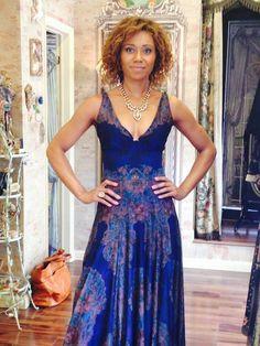 Actress Toks Olagundoye