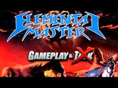 Elemental Master gameplay for the Sega Genesis