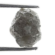 100% Natural  1.24 TCW Grayish Color Loose Natural Rough Diamond