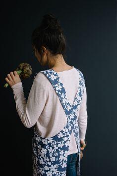 c9ced20fd53d4 12 meilleures images du tableau tablier blouse en 2018 | Couture ...