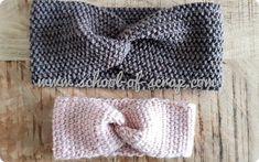Diy Crafts Knitting, Diy Crafts Crochet, Headband Bebe, Knitting Patterns Free, Crochet Patterns, Sunburst Granny Square, Headband Pattern, Tunisian Crochet, Arm Knitting