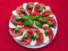 Az otthon ízei: Caprese saláta
