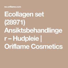 Ecollagen set (28971) Ansiktsbehandlinger – Hudpleie | Oriflame Cosmetics