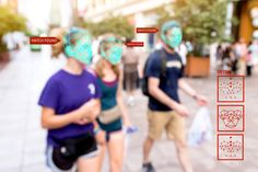 AI-powered facial recognition will soon track us while we shop