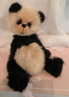 Sooty  Sue by Shaz Bears