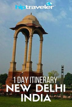 New Delhi, or more commonly known as Delhi, is the capital of India. Delhi has so many amazing options to offer to travelers. Ideally you'd need few days for all the sight seeing to do in Delhi but if you're in Delhi for just a few hours, here's few things you can do in a couple of hours | HipTraveler