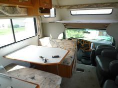 """This is one of THE BEST posts I've ever seen on """"rescuing"""" an old outdated RV! It includes LOTS of tips on how to de-smoke, clean, and update!"""