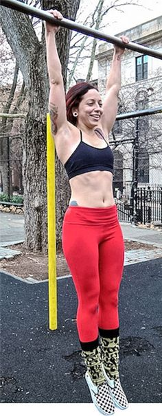 Ladies: Bring Pull-ups To The Forefront Of Your Training! - Bodybuilding.com. I like this progression!