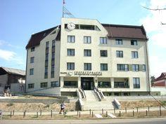Bodet - OraExacta tower clock in Oradea MAPM building, Romania. http://www.oraexacta.com