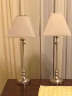 Two lamps for $10? Ummm...yes please...