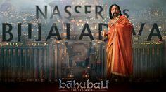 Baahubali Poster: Nasser as Bijjaladeva (Pingalathevan)