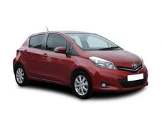 The Toyota Yaris Hatchback #carleasing deal | One of the many cars and vans available to lease from www.carlease.uk.com