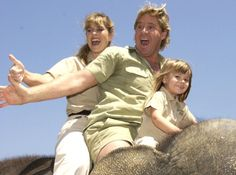 """eonline:  """"After losing Dad, there was the idea that none of us have forever. It really affects you. It makes you want to live each day as if it's your last."""" -Bindi Irwin remembers her late dad, Steve Irwin [x]"""
