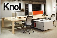 Knoll NeoCon 2014 Showroom Tour | Knoll at NeoCon 2014 | Knoll