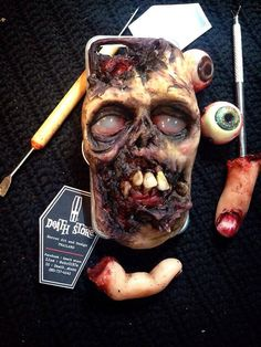 Death store ,Horror Art,Horror phone case ,Horror Accessories by DeathStore on…