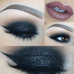 Eye Make up Ideas. Makeup Goals, Makeup Tips, Beauty Makeup, Hair Makeup, Makeup Blog, Gorgeous Makeup, Pretty Makeup, Love Makeup, Amazing Makeup