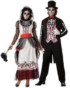 Day of the dead out fit