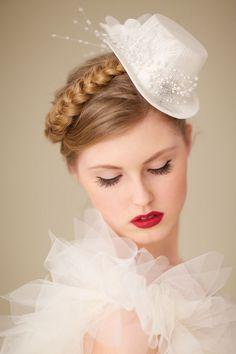 Wedding dreams by Ella Deck Couture Wedding Dreams, Dream Wedding, High Fashion, Deck, Crown, Design, Jewelry, Haute Couture, Fashion