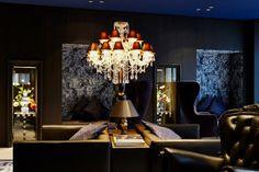 Andaz Amsterdam - Hyatt Hotel | Ontwerp - Marcel Wanders | Kroonluchters - S-imex
