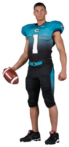 86d90bcab00 31 Best Customizable Football Uniforms images | Football jerseys ...