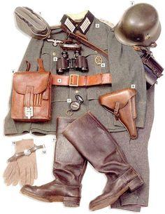 GermancaptainHauptmann1940