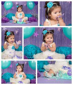Purple & Turquoise Stars #newbornphotographer #newbornphotographers #brampton #bramptonnewbornphotographer #bramptonnewbornphotography #newborn #baby #babyphotographer #baby boy #babygirl #torontophotographer #mississauga #preciousmomentsphotographybynatashasamaroo #pmpbyns #photography #photographer #cakesmash #babysfirstbirthday #jazcakes #cakesmashphotographer #bramptoncakesmash