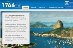 Prefeitura do Rio de Janeiro inaugurou o Procon Eletrônico, criado pela Secretaria Municipal de Defesa do Consumidor - prazo de solução de um caso deve ser reduzido para 10 dias ♦ http://cliplink.com.br/6421