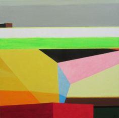 "Saatchi Online Artist Ieva Baklane; Painting, """"Fields"""" #art"