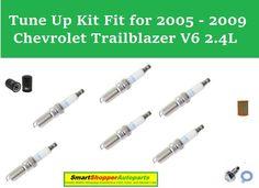 Tune Up Kit for 20002001 Isuzu Rodeo Spark Plug