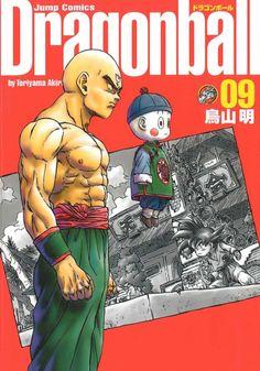 """""""Dragonball Kanzenban, Vol. 9"""""""