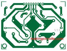 30 Watt Stereo Amplifier Circuit Using IC - Making Easy Circuits Electronic Schematics, Diy Speakers, Stereo Amplifier, Susa, Theater, Electronic Circuit, Amor, Electric Circuit, Circuits
