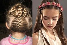 Hairstyles for Kids Aged 13
