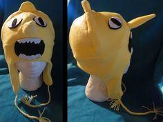 Adventure Time with Jake and Finn LEMONGRAB Hat Costume Cosplay Lemon Grab Halloween