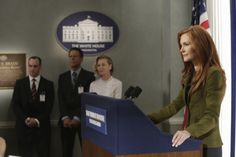 Darby Stanchfield in Scandal